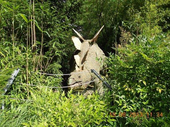 Nigloland : Parc dinosorus