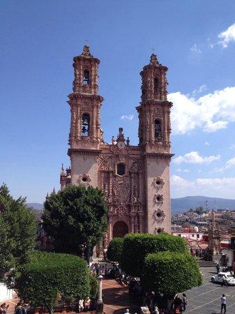 Catedral de Santa Prisca: Santa Prisca