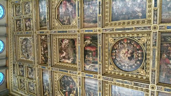 Museo di Palazzo Vecchio: Teto do Palazzo Vecchio