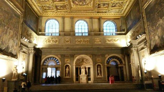 Museo di Palazzo Vecchio: Interior da Câmara Principal