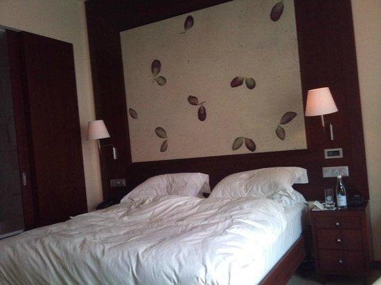 Park Hyatt Zurich: bed