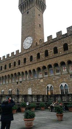 Museo di Palazzo Vecchio: Torre do Relógio