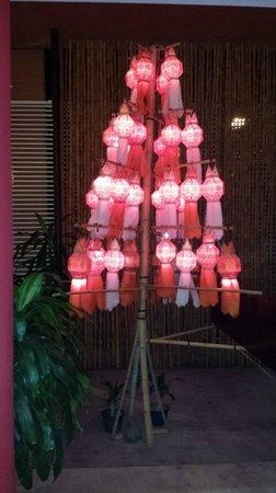 Serene at Chiangrai Hotel: reception