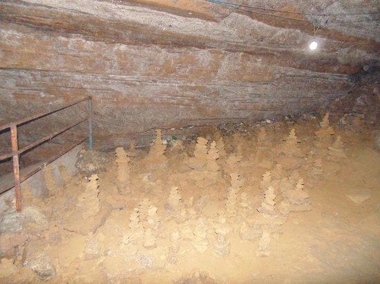 Gupteswar Gupha: Inside the cave