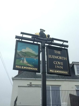 Lulworth Cove Inn Restaurant : Lulworth Cove Inn