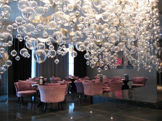Eurostars Das Letras Hotel: Foyer