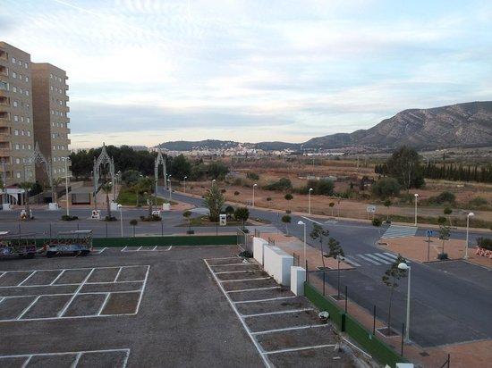 Gran Duque 4 Hotel: vista dalla finestra
