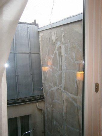 Hotel de France Gare de Lyon Bastille: vue de la chambre