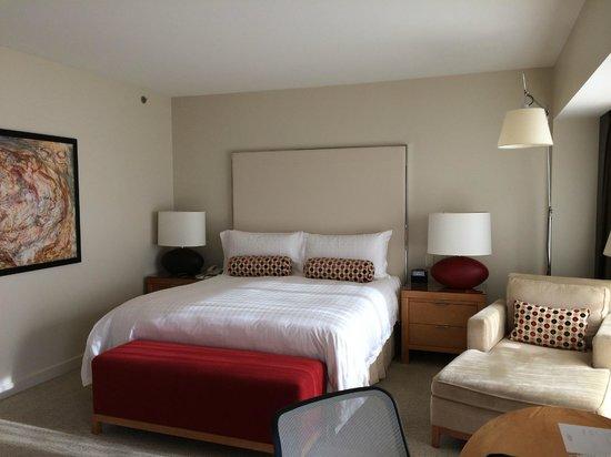 Four Seasons Hotel Seattle: Room