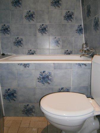 Hotel de France Gare de Lyon Bastille: salle de bain