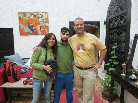 Riad Jomana: Con Yussef