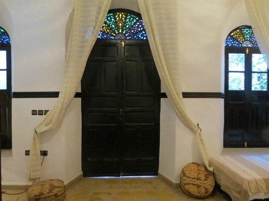 Riad Jomana: habitación planta baja