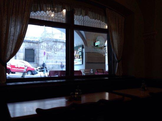 Restaurant U Glaubicu : Snow