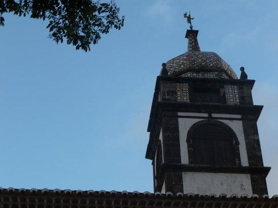 Santa Clara Monastery: TOWER