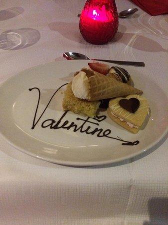 City Hotel: Valentines