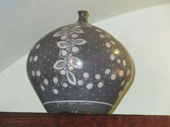 Antigua Capilla Bed and Breakfast : Loved this pot!