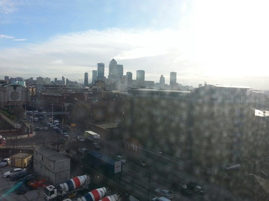 Holiday Inn Express London-Limehouse: From the 7th floor