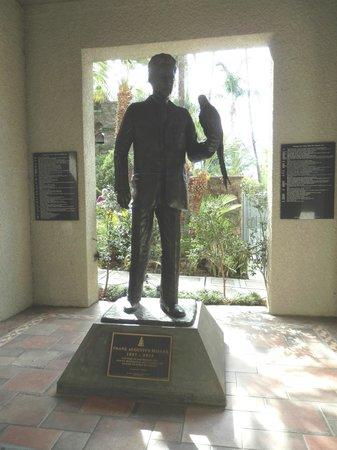 The Mission Inn Hotel and Spa: Frank Miller original owner