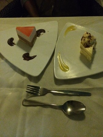 June Plum Restaurant and Bar : dessert