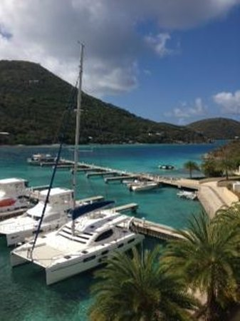 Scrub Island Resort, Spa & Marina, Autograph Collection : view from our room