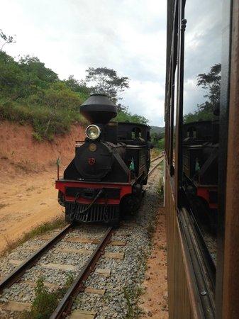Trem das Cachoeiras - Rio Acima, MG