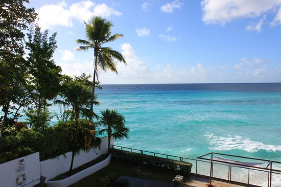 St. Lawrence Beach Condominiums : View from Balcony
