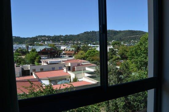 The Rex Hotel: Vista desde una de las habitaciones