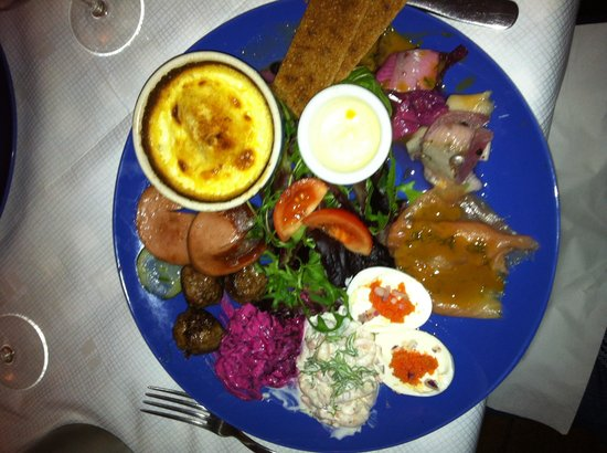 Svea Cafe and Restaurant: Great food