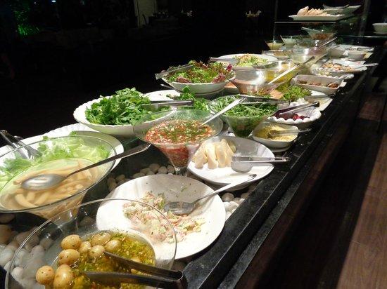 Spettus Steak House: buffet di prim'ordine