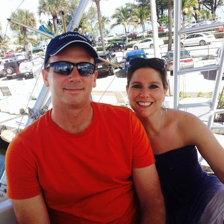 Reel Appeal Sport Fishing: Waiting to set sail!