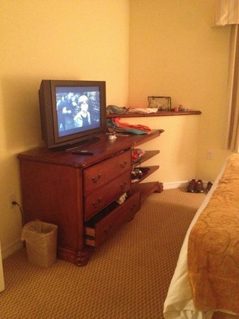 The Point Orlando Resort: Bedroom