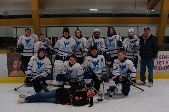 Leisure Inn Hotel : west ferris midget hockey team 2014