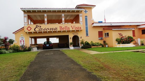 Casona Bella Vista!
