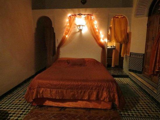 Riad Tayba: Andaluza