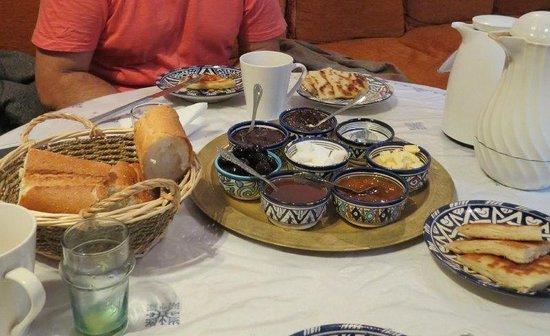 Riad Tayba: Desayuno de campeones
