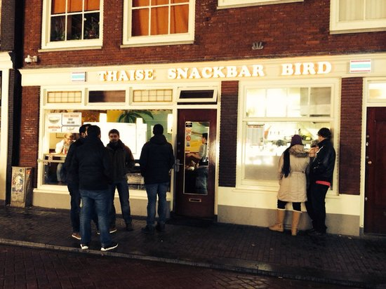 Bird Thai Restaurant: From outside