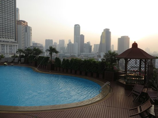 Centre Point Hotel Silom : Pool
