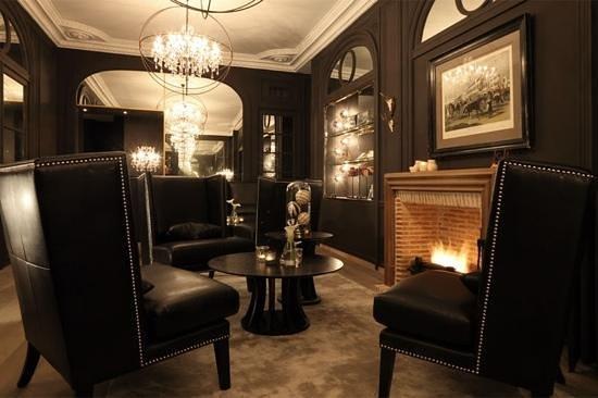 New Hotel Roblin La Madeleine: salon