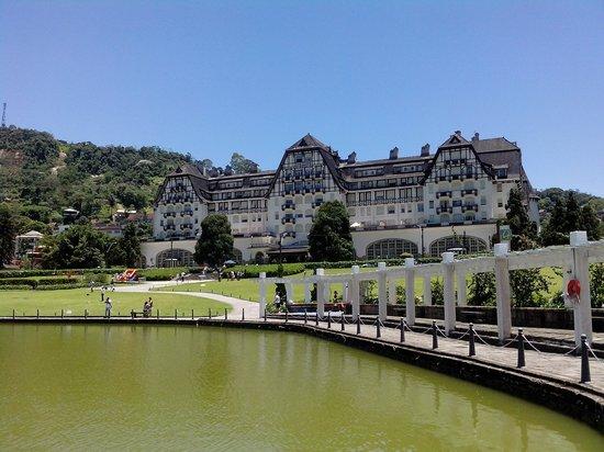 Quitandinha Palace Congress and Convention Center : Vista panorâmica