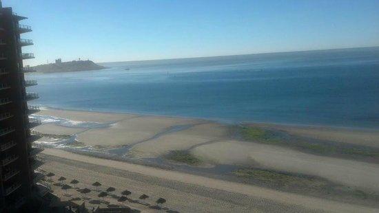 Las Palomas Beach & Golf Resort : Room view of beach