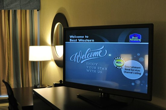 BEST WESTERN PLUS Tallahassee North Hotel: We provide guest services second to none!