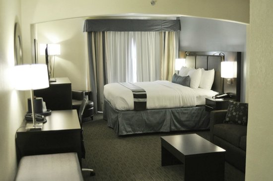 BEST WESTERN PLUS Tallahassee North Hotel: Enjoy our spacious suites!