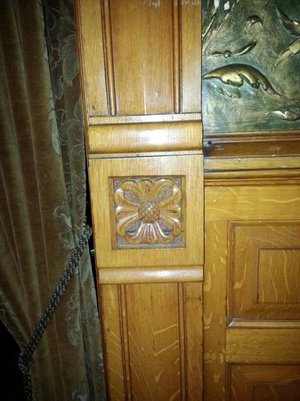 Copper King Mansion: Amazing woodwork with details rarely seen today with everything being machine made vs man made.