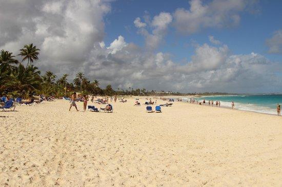 Occidental Caribe: beach!