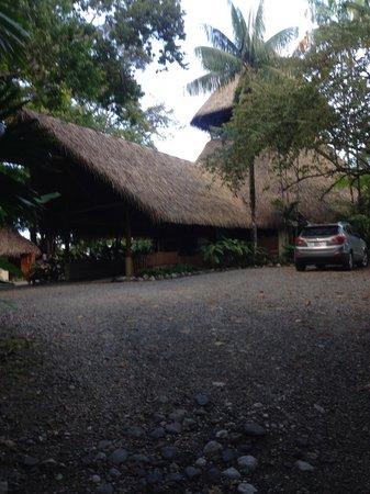 Lapa Rios Ecolodge Osa Peninsula: Lobby