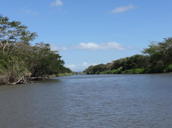 Tico Tours Guanacaste: Beautiful day on the river