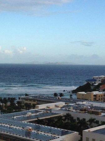 Princess Heights Hotel: view. room 805B