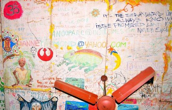 Venite: Bar Graffiti
