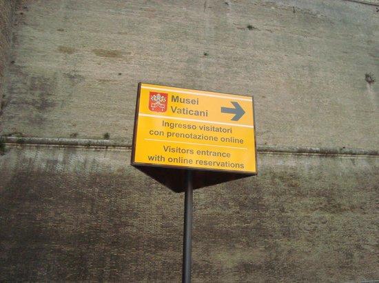 Vatikanische Museen (Musei Vaticani): Caminho...