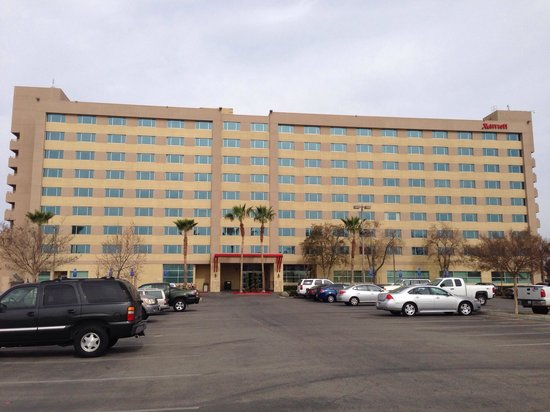 Bakersfield Marriott at the Convention Center: Bakersfield Marriott Hotel - Bakersfield, CA